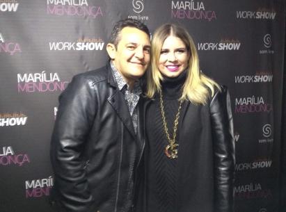 Marília Mendonça no Partage Shopping
