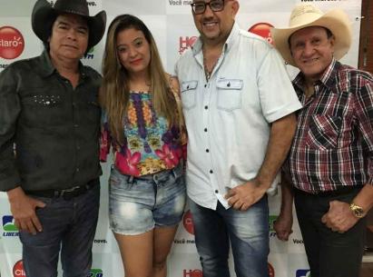 Estúdio Liberdade ao Vivo - Trio Parada Dura 04.04.2019