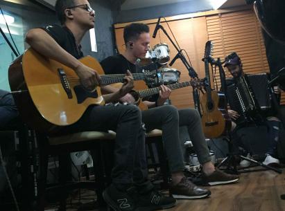 Estúdio Liberdade ao Vivo - Diego e Arnaldo 27.06.2019
