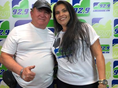 Estúdio Liberdade ao Vivo - Amado Batista - 15.01.2020